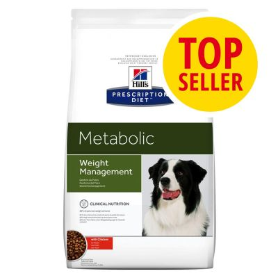 Hill's Prescription Diet Metabolic Weight Management secco per cani