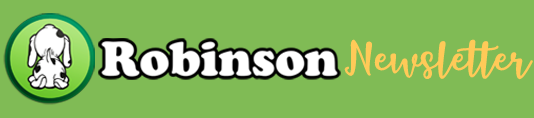 Robinson Pet Shop Newsletter