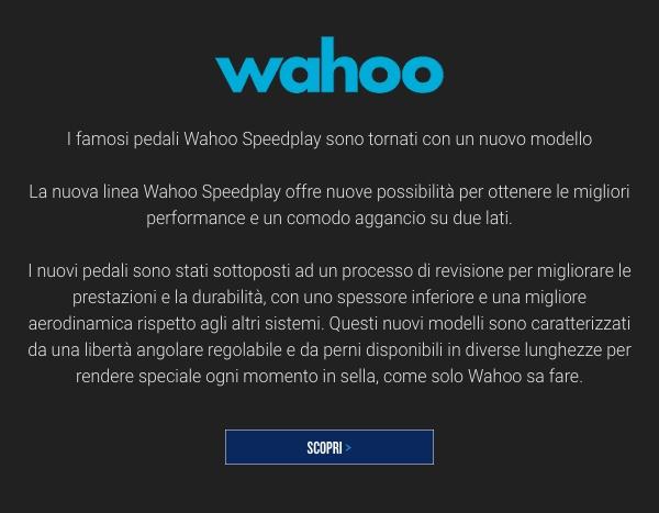Wahoo Speedplay