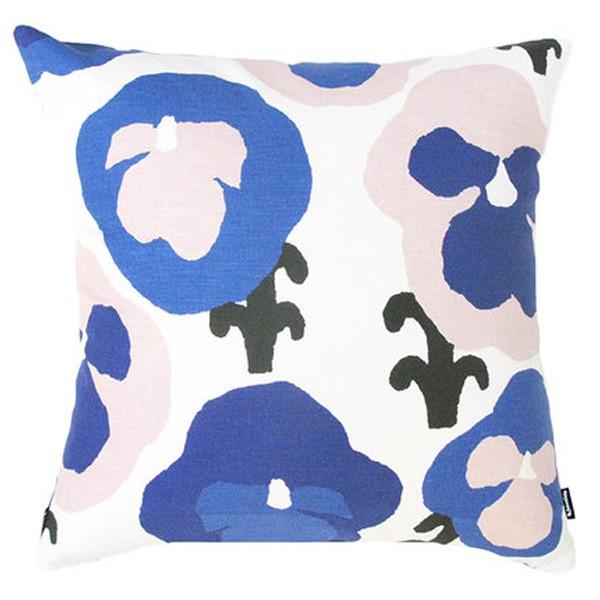 Fodera per cuscino Orvokki, blu