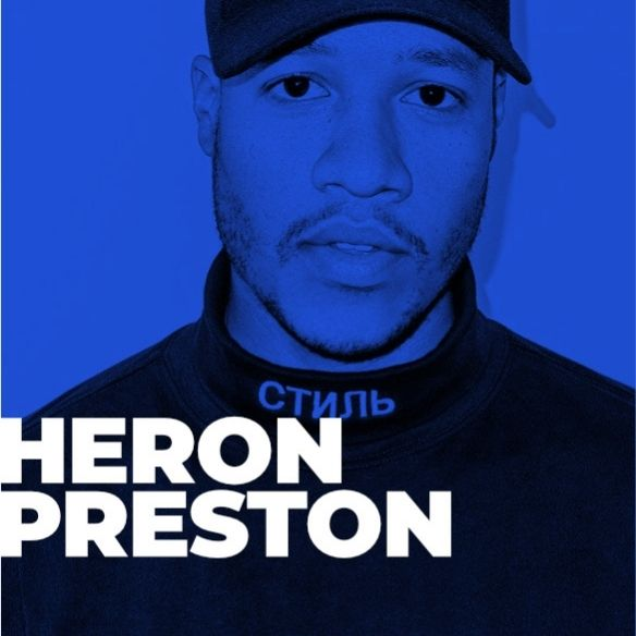 Heron Preston x Selecteur.it