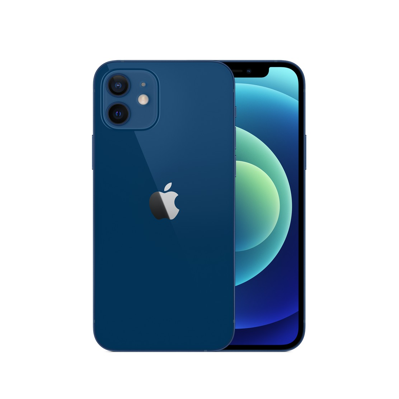 Apple iPhone 12 5G Dual Sim 128GB - Blu