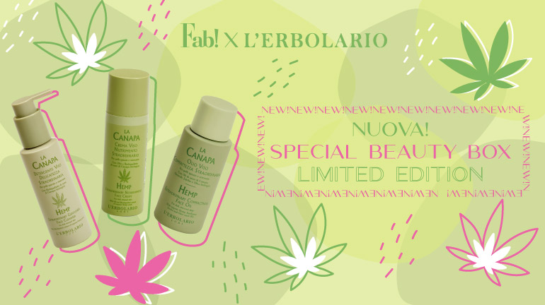 Box L'Erbolario Limited edition
