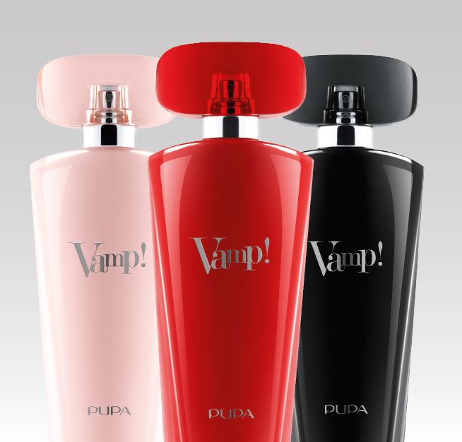 PROMO VAMP! Acquista un nuovo profumo Vamp! e ricevi un omaggio abbinato