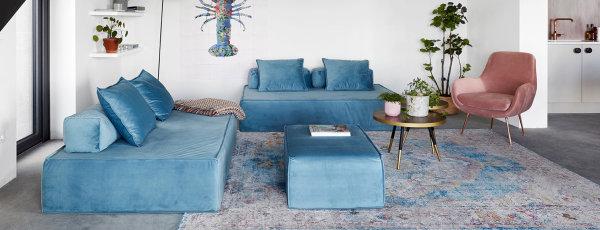 Filippo Ghezzani, tavoli, divani, poltrone e pouf profumati Online
