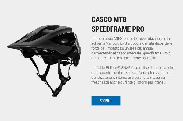 Speedframe Pro MTB Helmet