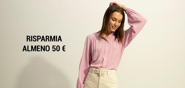 Risparmia almeno 50 €