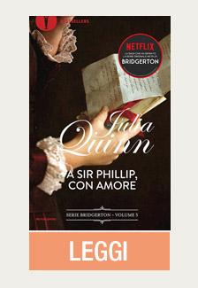 A SIR PHILLIP, CON AMORE