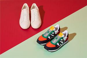 Sneakers a Primavera