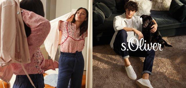 s.Oliver - Clothing - Women & Men