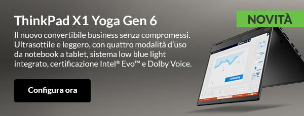 ThinkPad X1 Yoga Gen 6