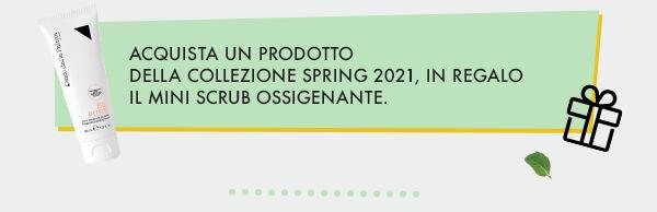 Diego Dalla Palma ti regala uno scrub viso da Profumerie Sabbioni