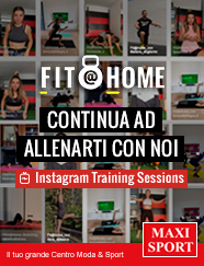 Fit@HOME: nuovi workout