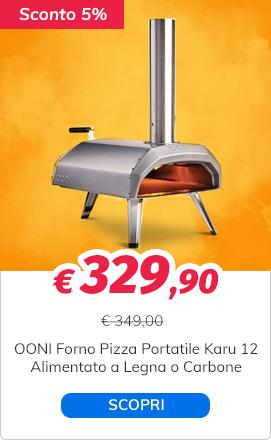 OONI Forno Pizza Portatile Karu 12