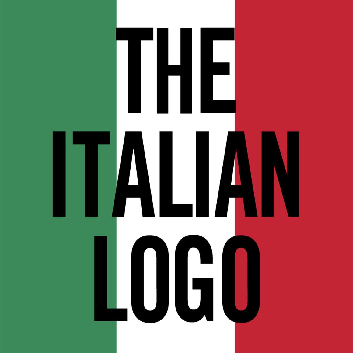 THE ITALIAN LOGO