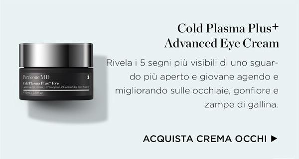 Cold Plasma Plus Advanced Eye Cream