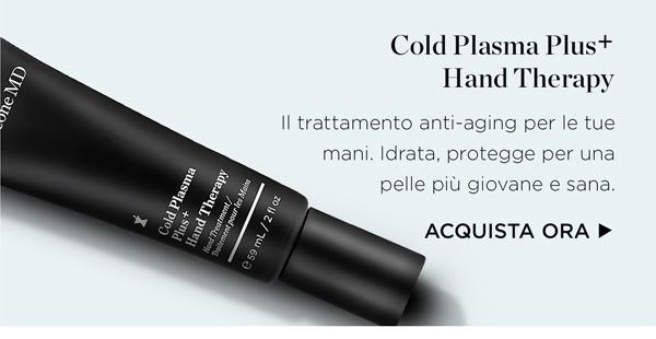 Cold Plasma Plus Hand Therapy