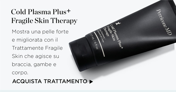 Cold Plasma Plus Fragile Skin Therapy