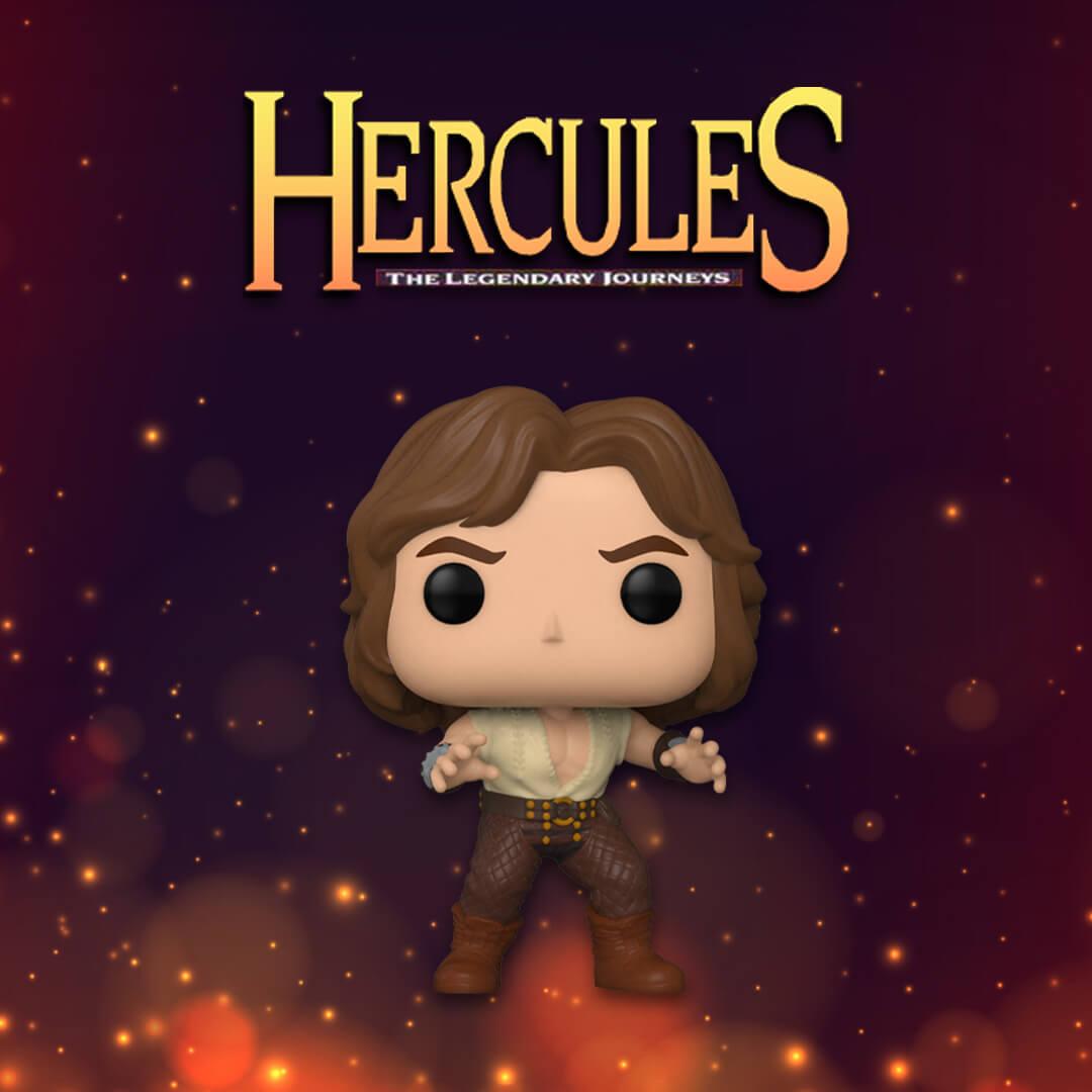 Nuovo Pop! Hercules!