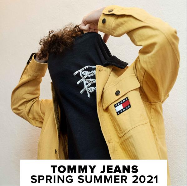 Tommy Jeans Spring Summer 2021