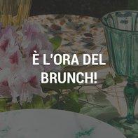È l'ora del brunch!