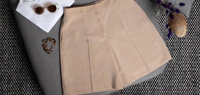 Shorts & t-shirt trendy