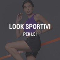 Look sportivi per lei