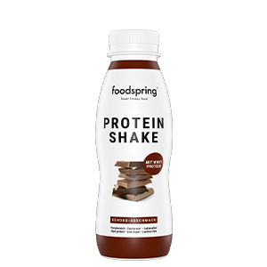 Proteine pronte da bere