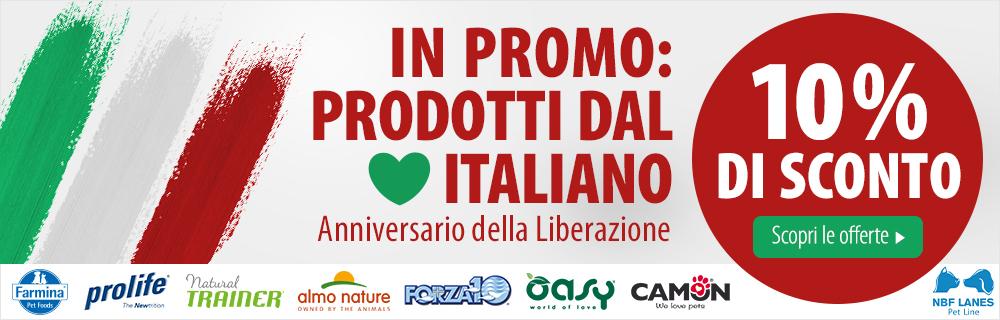 Promo 10% sulle marche italiane >