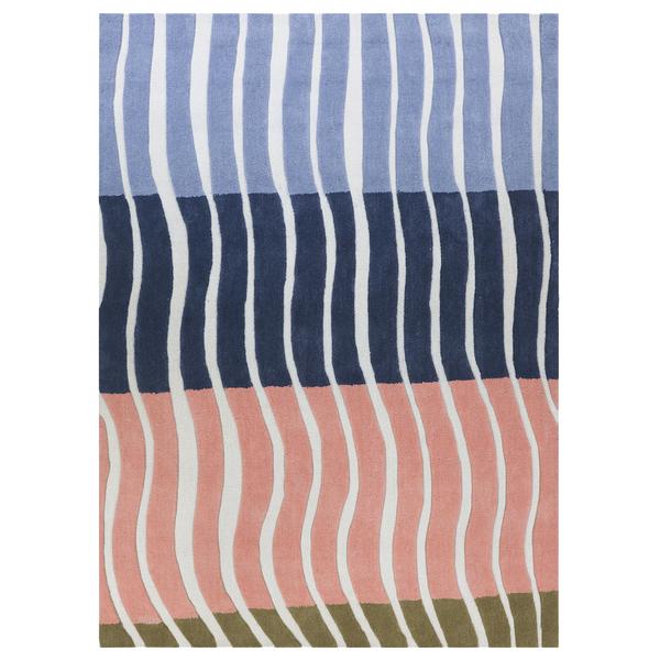 Tappeto Nami 140 x 200 cm, multi