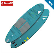 FANATIC - SUP GONFIABILE COMPLETO FLY AIR POCKET 10.4' undefined
