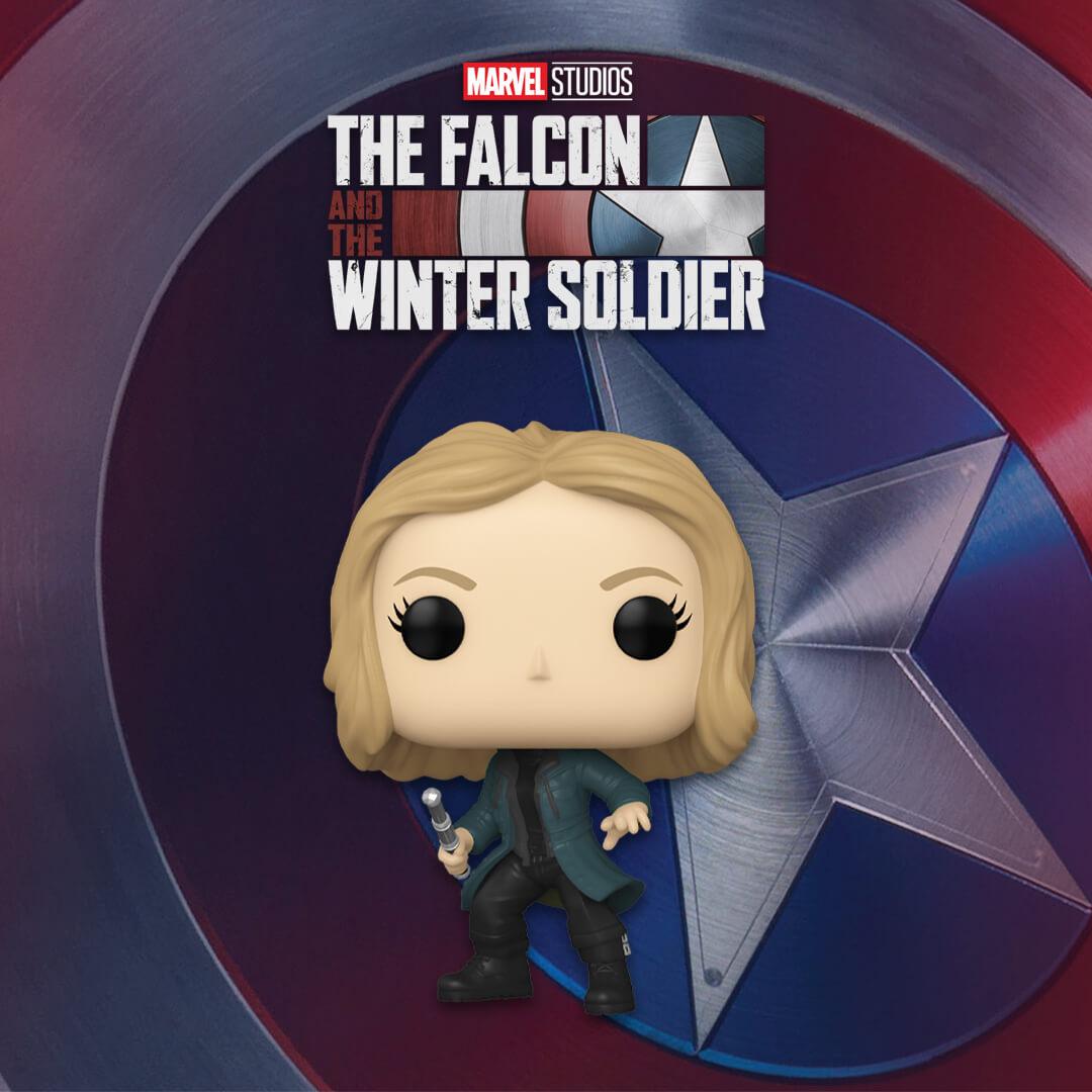 💥THE FALCON AND THE WINTER SOLDIER: SHARON CARTER è su PIAB!💥