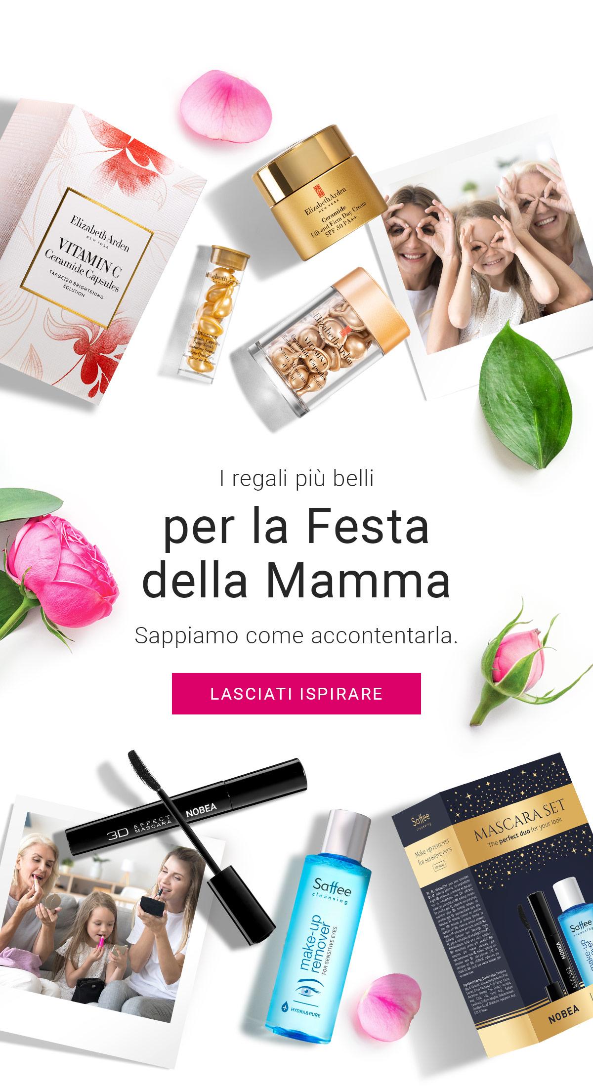 Consigli per la Festa della Mamma