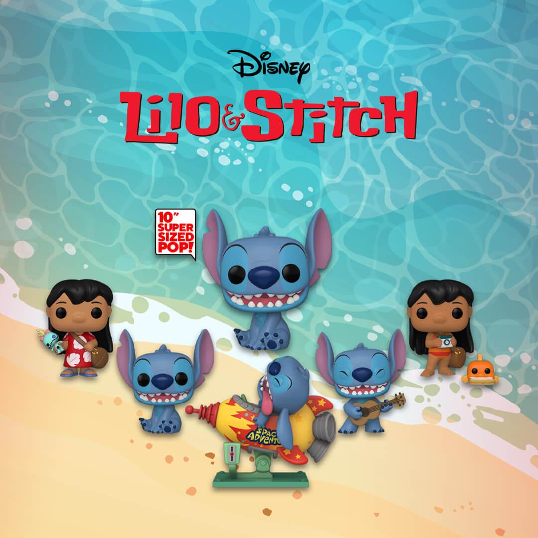 ❣️ Nuovi Pop! Lilo e Stitch ❣️