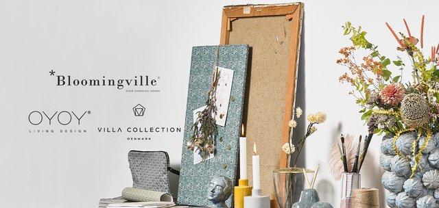 Bloomingville, OYOY Living, Villa Collection