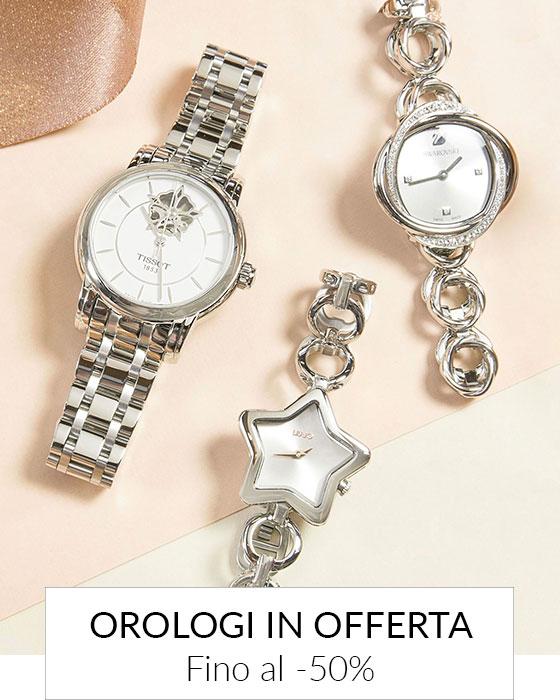 Orologi offerte