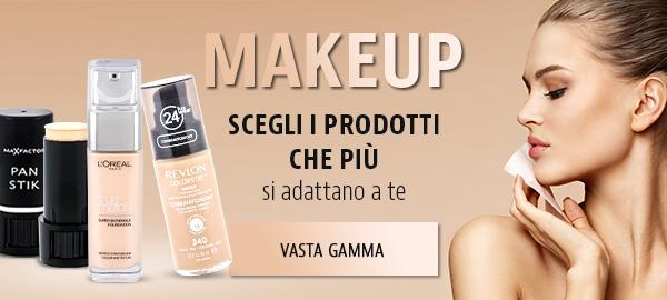 Make-up e fondotinta