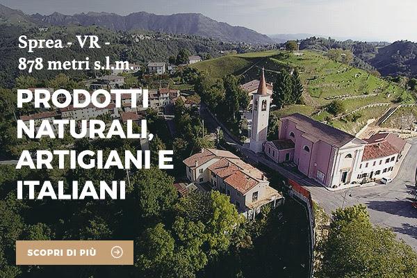 Chi siamo. Erboristeria di Sprea a 878 metri s.l.m. Prodotti Naturali, artigianali e italiani