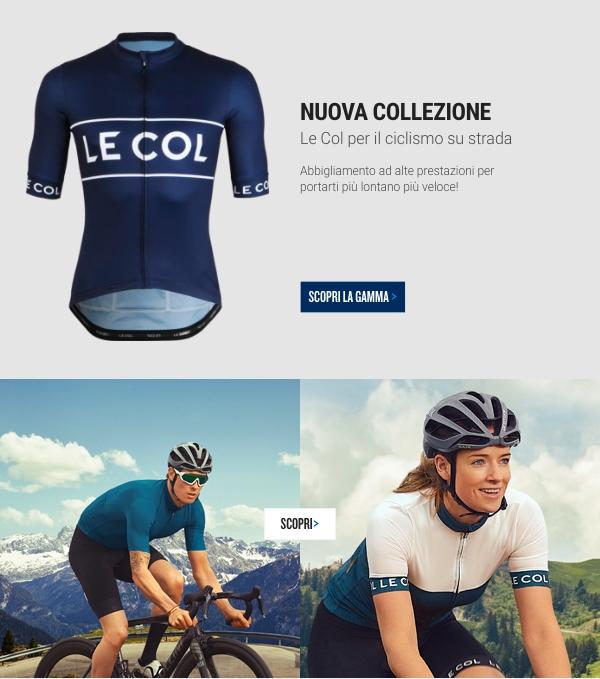 New Season Le Col Road Clothing