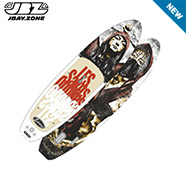 JBAY ZONE - SUP GONFIABILE COMPLETO EDDIE LIMITED EDITION 10.6' undefined