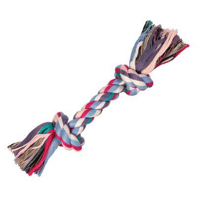 Trixie corda gioco per cani colorata