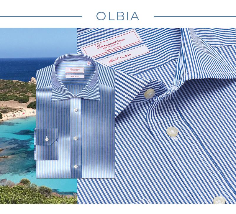 Camicia Olbia
