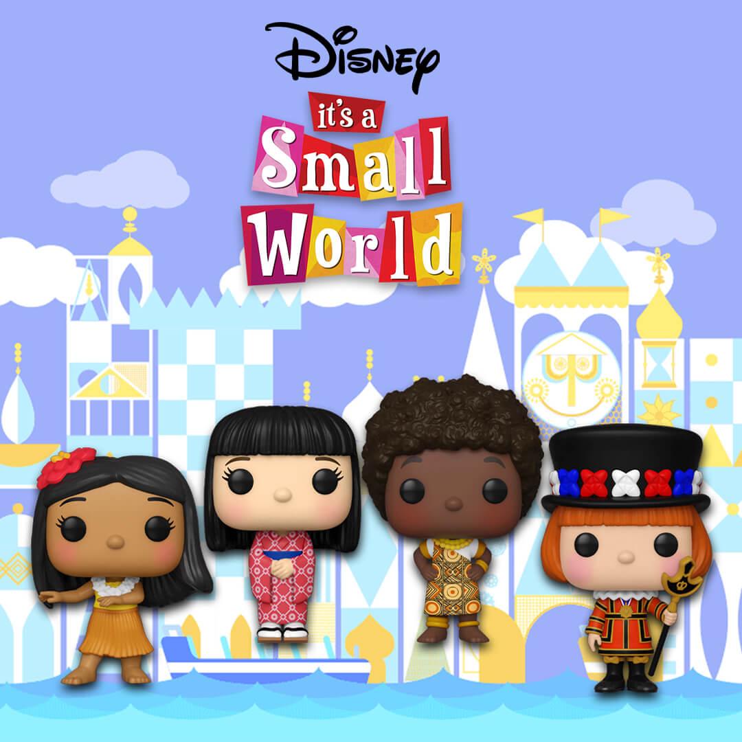 Nuovi Pop! Small World