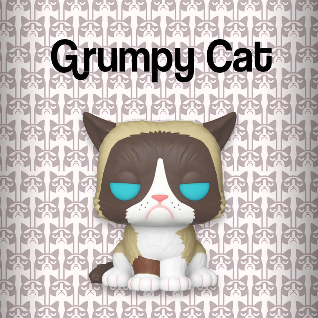 grumpy cat funko pop