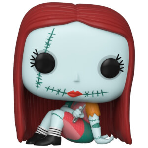 Disney Nightmare Before Christmas - Sally Mentre Cuce Figura Funko Pop! Vinyl