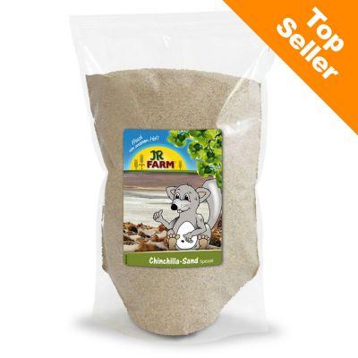 Sabbia da bagno per cincillà JR Farm