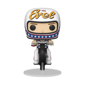 Evel Knievel su Moto Pop! Ride