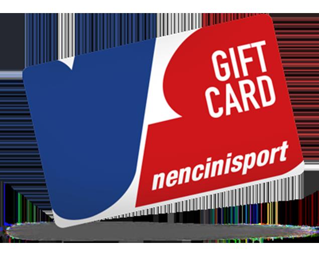 Gift Card Nencini Sport