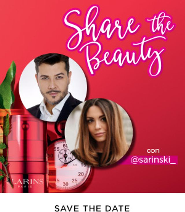 Share the beauty