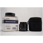 30mm f/2.8 DN Art Nero Sony E-Mount Usato